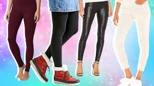 10 Common Mistakes Of Wearing Women's Leggings That Will Ruin Your Style