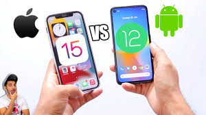 Android 12 And IOS 15