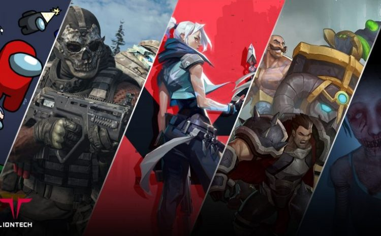 Top 5 Games You Can Stream In 2021 Looking For A Title To Stream?