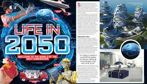 Life In 2050 - Part 1: A Look At Future Software Wars