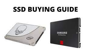 SSD Buying