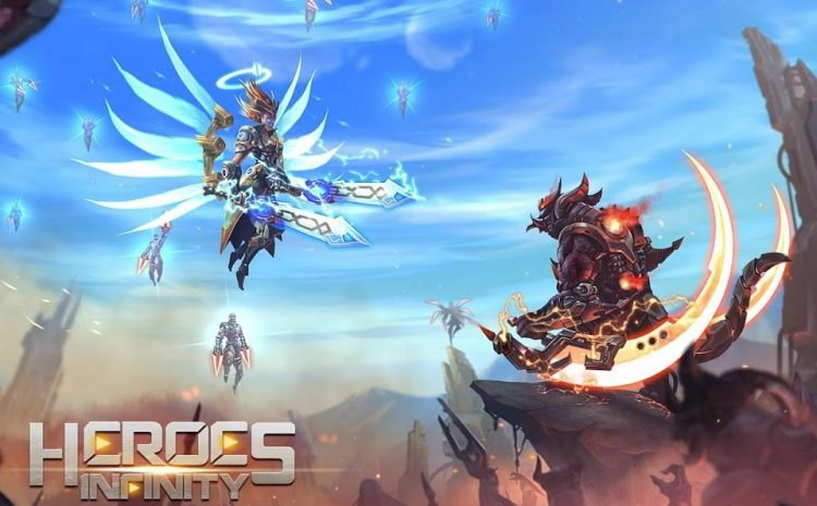 Heroes Infinity Game; The Story Of The Warrior Of Mount Olympus