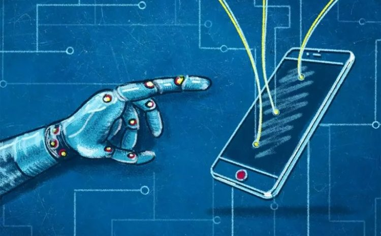 Machine Learning Changes The Way You Work With A Smartphone