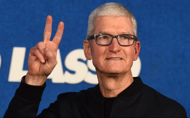10 Years With Tim Cook; A Brief Review Of Apple CEO Performance