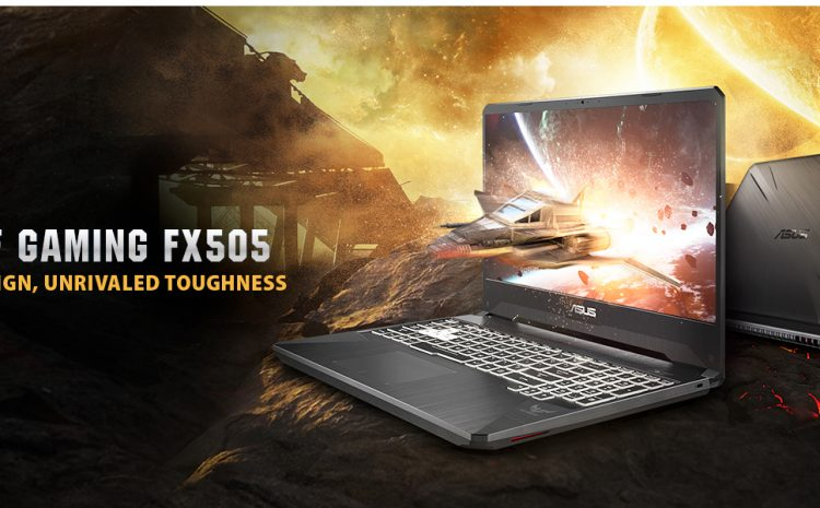 A Comprehensive Review Of The Asus FX505DT Gaming Laptop; Experience The Games Of The Day At The Lowest Cost [Watch]