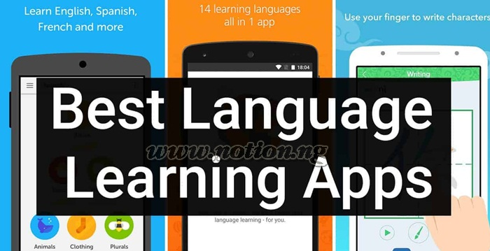 Introducing And Downloading The Best Language Learning Applications