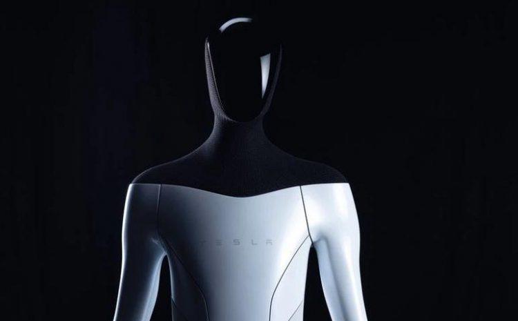 Ilan Musk Introduced Tesla's Humanoid Robot