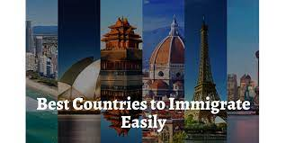 The Best Countries In The World For Easy Migration