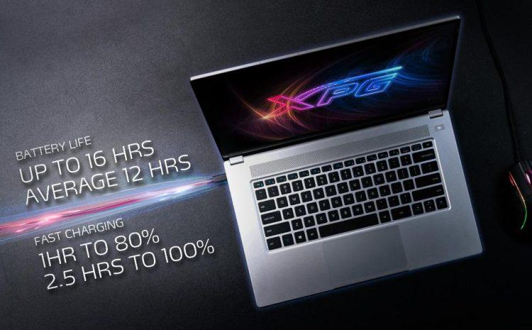 Xenia Xe XPG Laptop Review; Versatile Ultrabook
