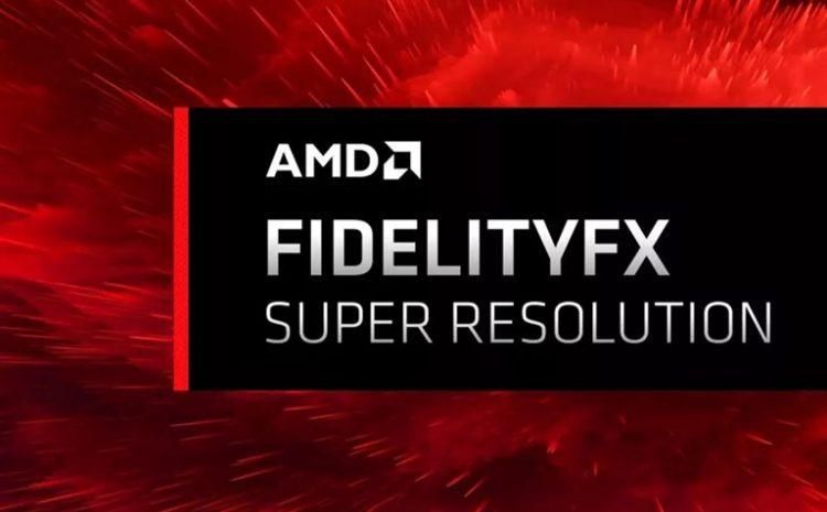 AMD FSR Technology Scales Photos