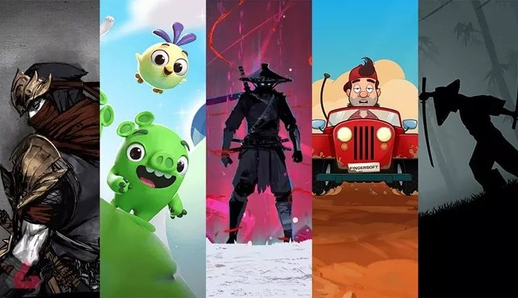The Best Android Dataless Games