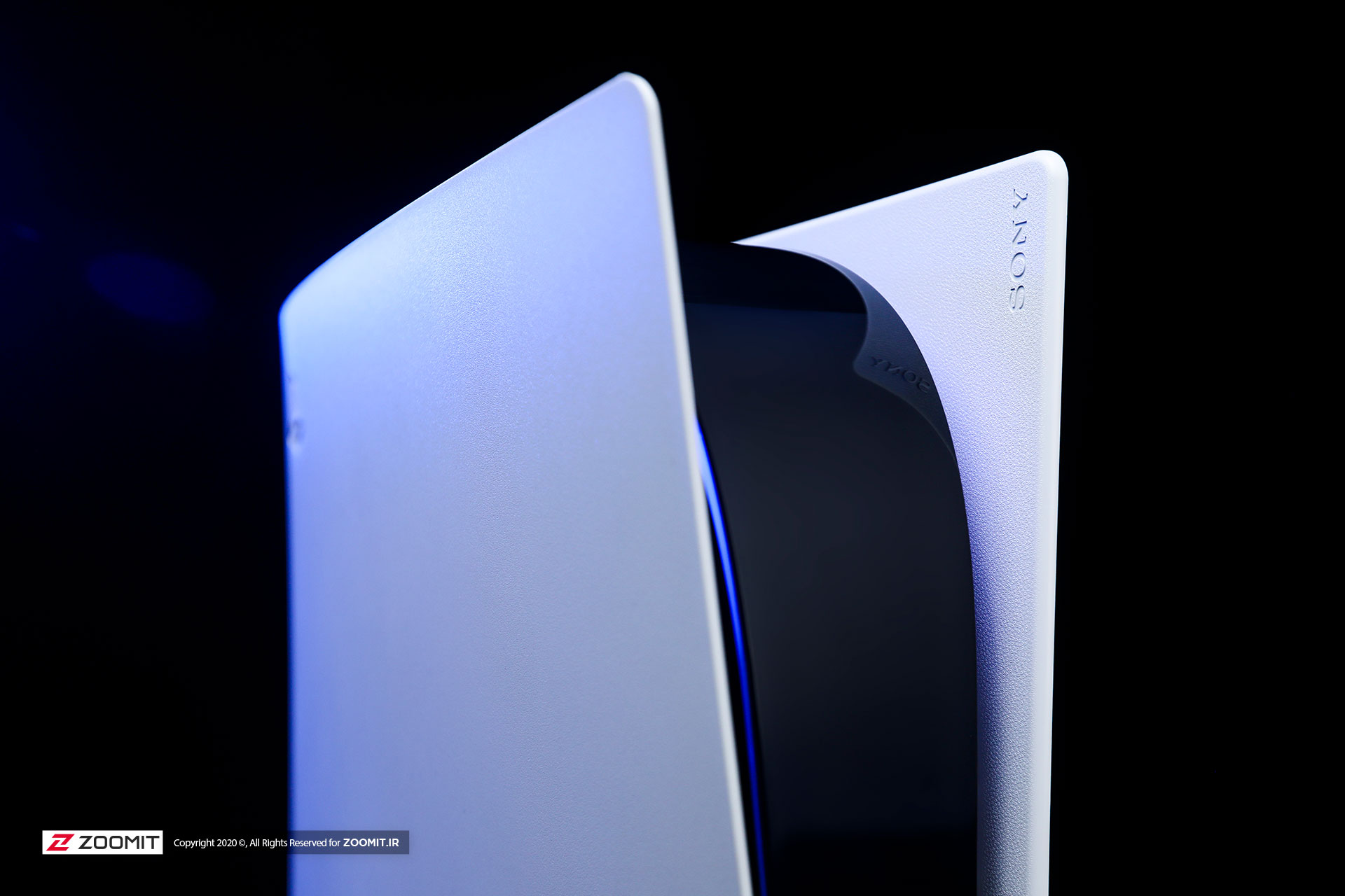 Body design of PlayStation 5 PS5