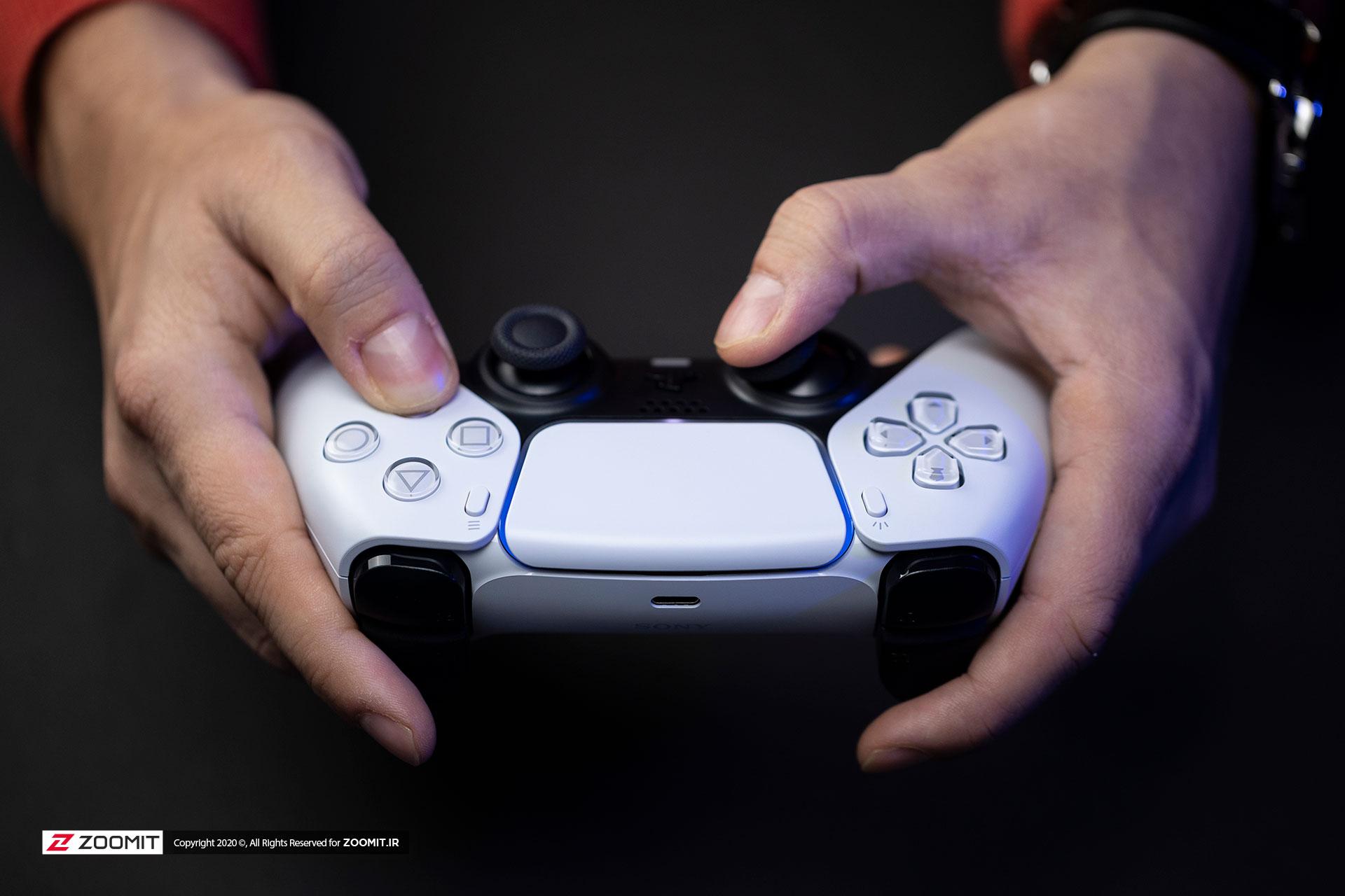 Dual Sensen PlayStation 5 PS5 handle