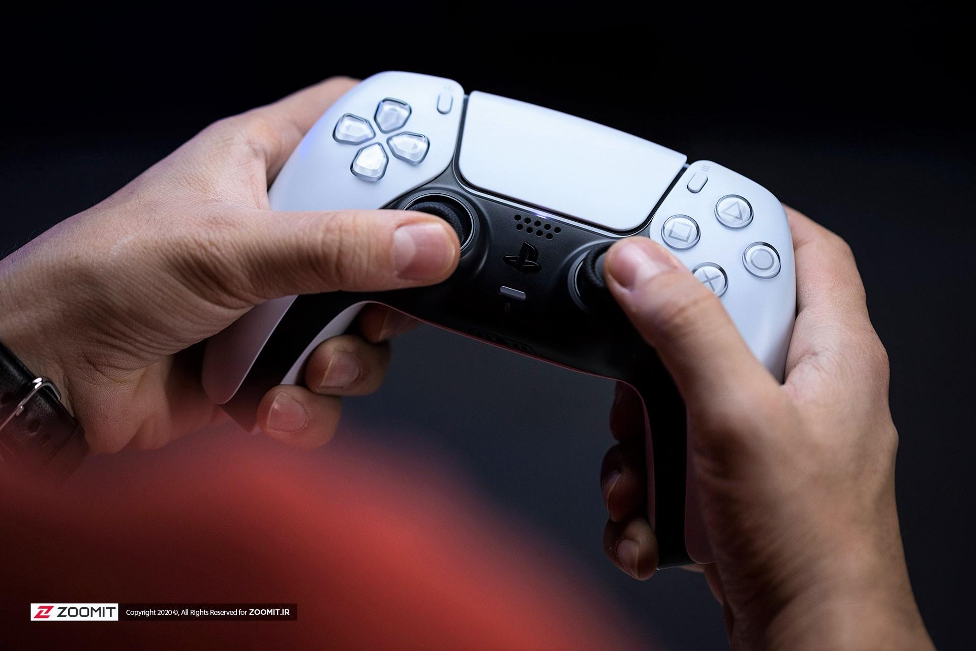 Ergonomics handle PlayStation 5 PS5