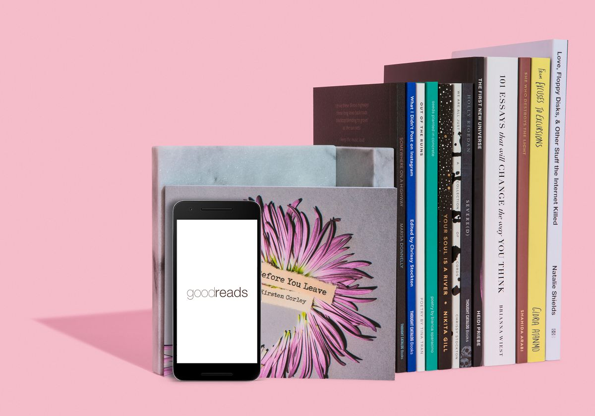 Find Your Favorite Books With These Apps