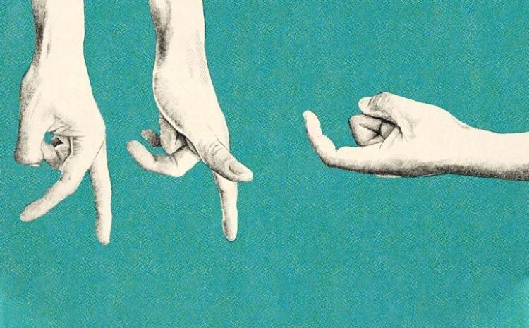 Hand Language Is Older Than Spoken Language
