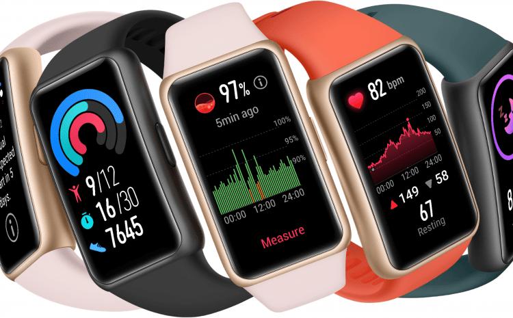 Huawei Smart Wristband 6