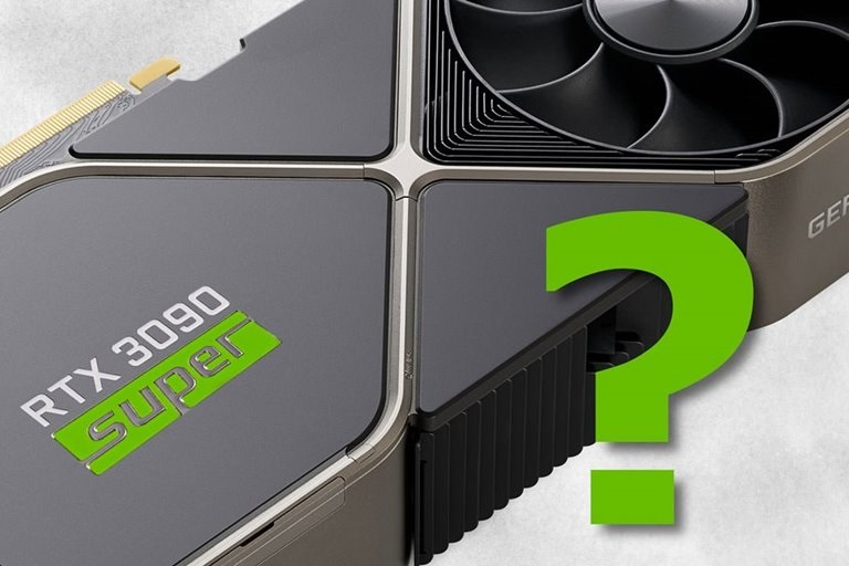 Nvidia Geforce RTX 3090 SUPER Graphics Card Consists Of More Than 10,000 Coda Cores