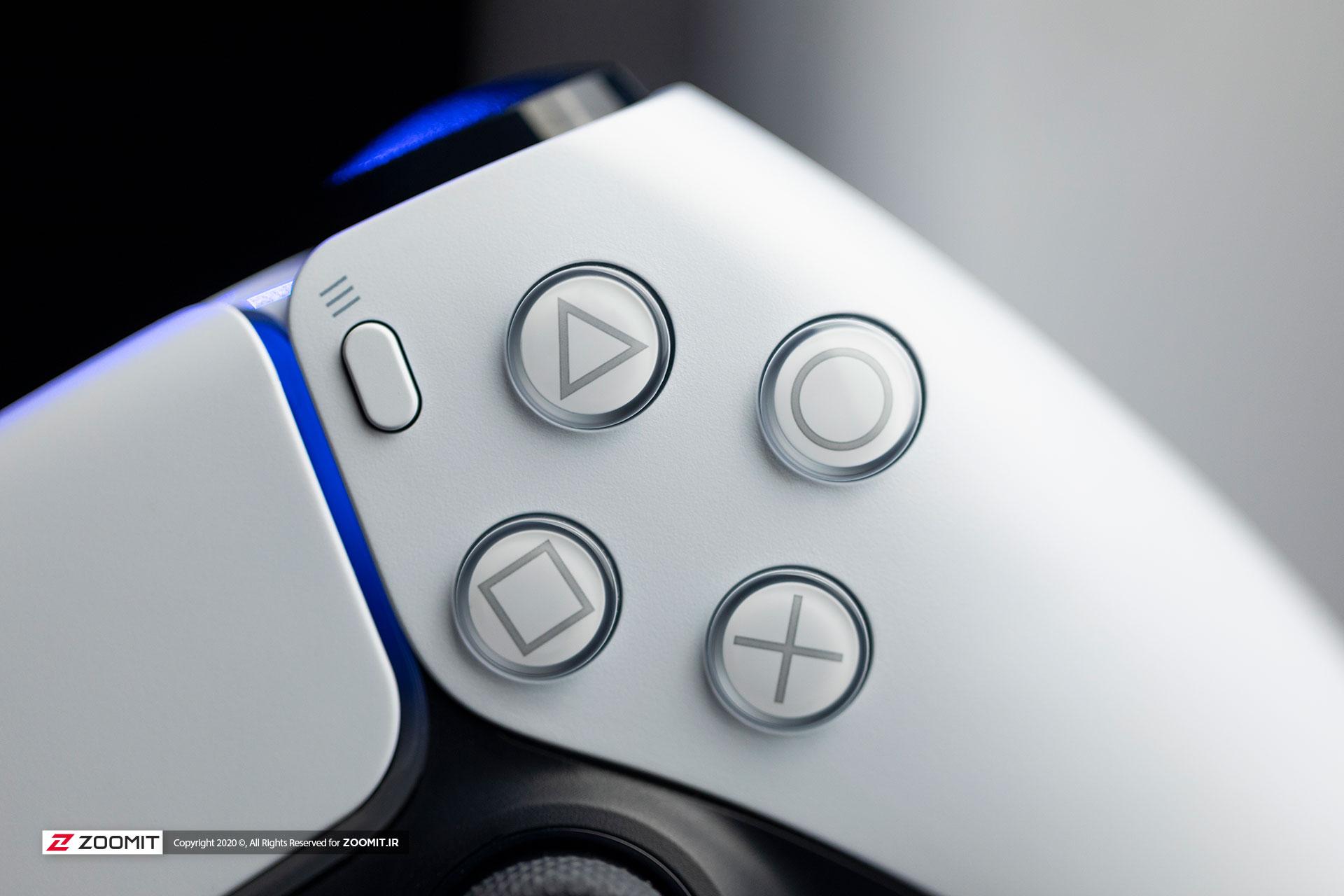 PlayStation 5 PS5 handle design