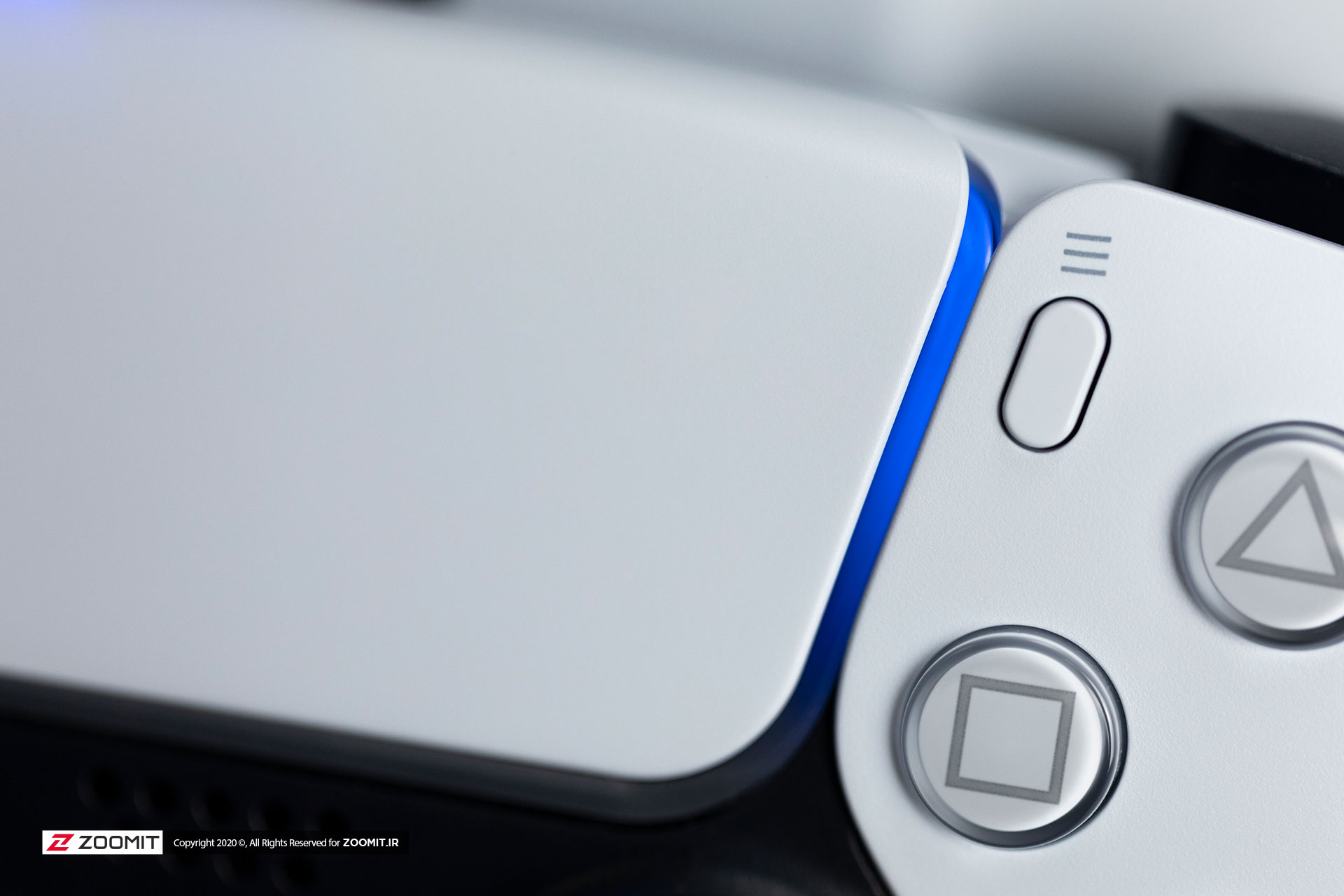 PlayStation 5 PS5 touchpad