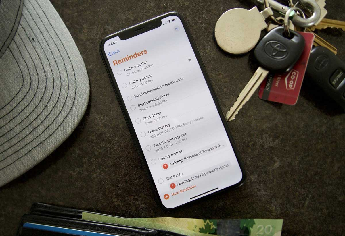 Toolbox: 9 Top Reminder Apps For Android And iOS