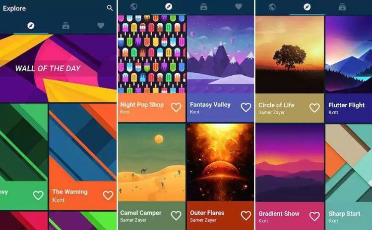 Introducing And Downloading The Best Wallpaper And Wallpaper Applications