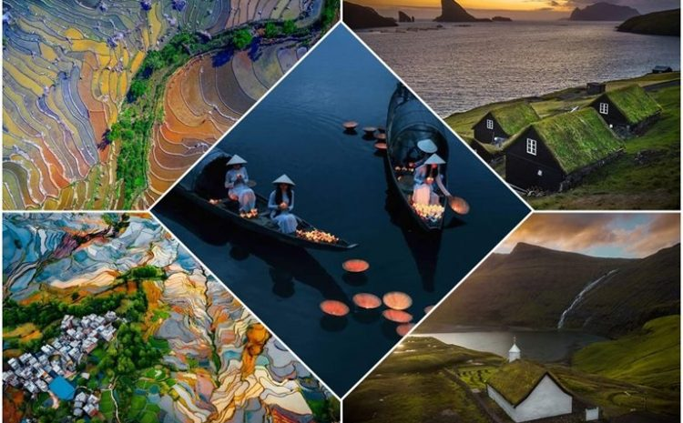 Stunning Images Of The Winners Of The 2021 UAV Photography Competition