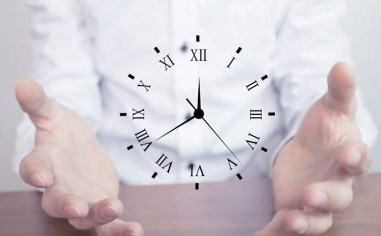 Time Management Does Not Save You