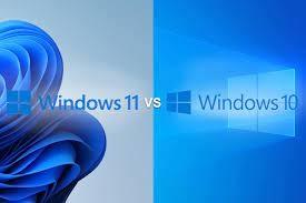 Windows 11 And Windows 10.