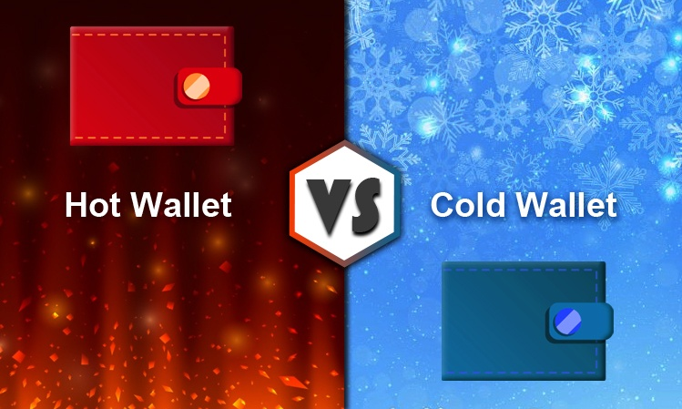 Coldwallet and Hotwallet