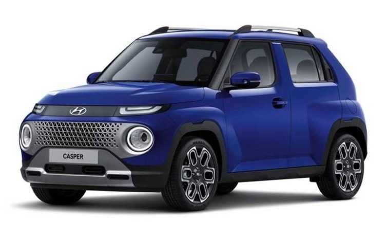 Hyundai Casper Mini Crossover With One Liter Engine Was Introduced
