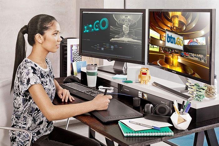 Motion graphic designer