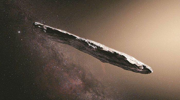 امواموا / Oumuamua