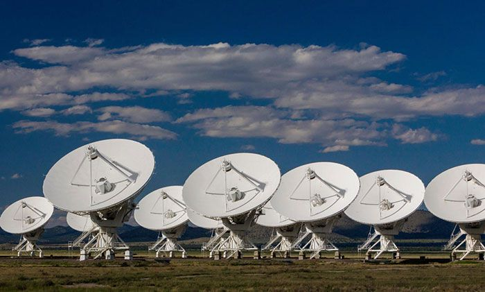 Search for extraterrestrial intelligence SETI