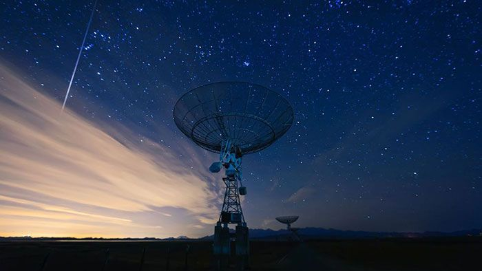 Search for extraterrestrials