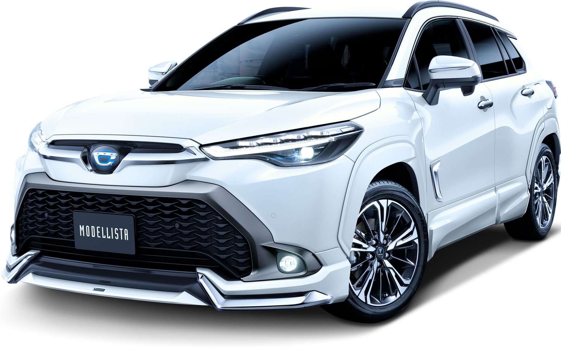 TOYOTA corolla cross Toyota Corolla cross model
